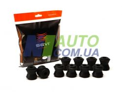 купить Комплект втулок реактивных штанг СЭВИ-ЭКСПЕРТ ВАЗ 2121, ВАЗ 2101-2107 СЭВИ