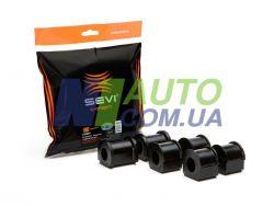Комплект подушек стабилизатора ВАЗ 2123 (Chevrole Niva) СЭВИ