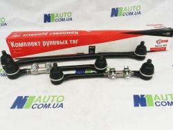 Комплект тяг рулевой трапеции 2121 (в уп. ОАТ) ВИС