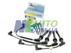 Провода высоковольтные ВАЗ 2112 инжектор 16клап (к-т) SLON