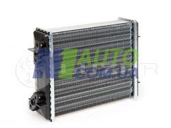 Радиатор отопителя 2101 (алюм) (LRh 0101) «luzar»