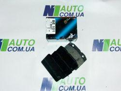 Комплект колодок переднего тормоза ВАЗ 2101-2107 BEST