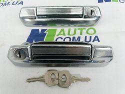 Ручки двери ВАЗ 21213 (передние ручки) компл. (пр-во ОАТ-ДААЗ)