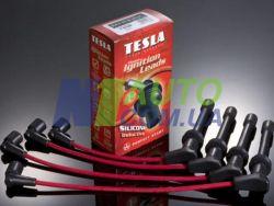 Tesla T516M Высоковольтные провода супер силикон ВАЗ 2110-2112 1,5 инжектор 16 клапанная