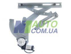 Комплект электрических стеклоподъемников ВАЗ 2109 -99 рычажного типа на передние двери  «ДЗСтп»