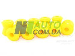 Втулки штанг реактивных 2101(желтый полиуретан) «CS-20»