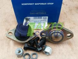 Комплект шаровых опор ВАЗ 2110-1118 Белебеевский Завод Автокомплект