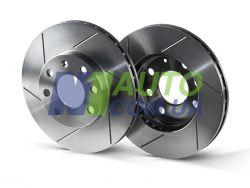 Диск тормозной передний ВАЗ 2101-07 Антикоррозионное покрытие TUNING 1 «Rotinger»
