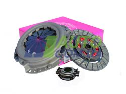 Сцепление в сборе (диск нажимной, диск ведомый, выжимной подшипник) для автомобилей ВАЗ 2108–21099, 2113–2115 (с 8-клапанными двигателями)