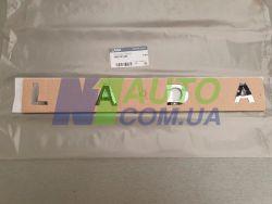Орнамент задка LADA 4X4 тиснение