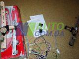 Электрические стеклоподъемники в передние двери автомобилей Daewoo Nexia