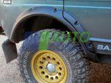 Силовые расширители колёсных арок ВАЗ-2131 под не резанные арки колёс