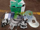 Задние дисковые тормоза 15 Luсas Нива