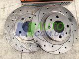 Передние тормозные диски sport ВАЗ 2112  «ALNAS»