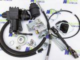 Комплект гидроусилителя руля (ГУР) для ВАЗ 2121, 2131 и ВАЗ 2123 Шевроле Нива