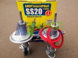 SS20 Амортизатор ВАЗ 1118 с конической пружиной Комфорт