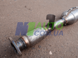 Труба приёмная ВАЗ 21214 (с катализатором) евро-3,4 Тольятти