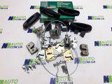 Бесшумные замки 2101-06 в комплекте с Евро ручками