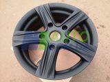 R16  Легион черный литой Диск колесный 2123