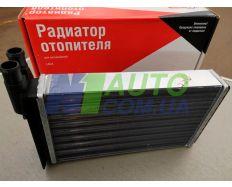 Радиатор печки алюминиевый ВАЗ 2108, ВАЗ 2109, ВАЗ 21099 ДААЗ}