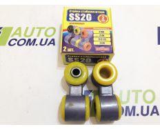 Стойки стабилизатора (яйца) SS20 для ВАЗ 2108-99, ВАЗ 2113-115 с полиуретановыми втулками}