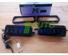 Светодиодные LED подфарники с ДХО, бегающим поворотником, прожектором для Лада Нива 4х4, URBAN, BRONTO }