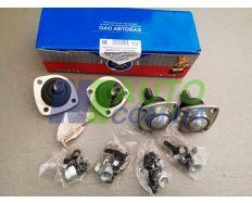 Опора шаровая ВАЗ 2101-07 комплект «БЗАК-Профи» (усиленные) (4 опоры, крепёж)}