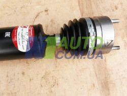 Вал карданный ВАЗ 2123 Нива Шевроле на шрусах СИМ (серп и молот) с пыльником Hytrel