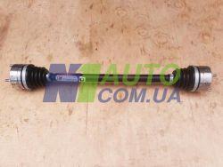 Вал карданный передний Нива 2121-21214 на прутке на шрусах СИМ с пыльником Hytrel