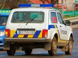 Полиция купила Нивы украинской сборки